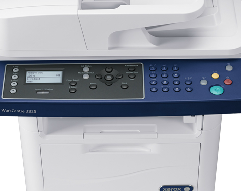 Xerox-WorkCentre-3315-panel-control